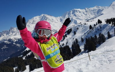 Megeve 2020 ski course registrations are open!