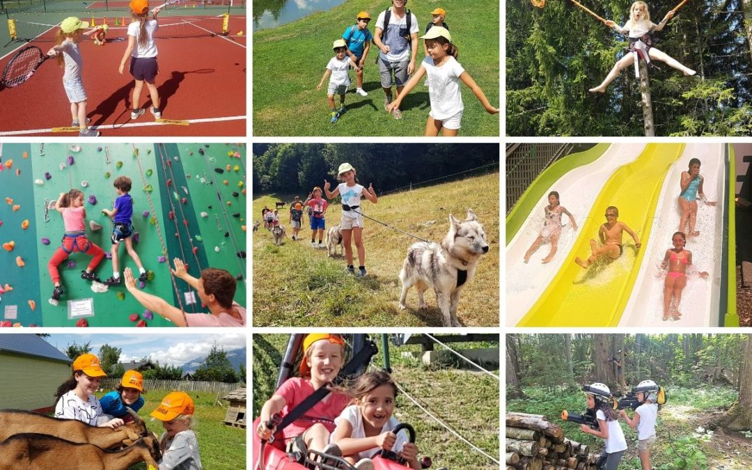 """MEGEVE NATURE"" SUMMER CAMP"
