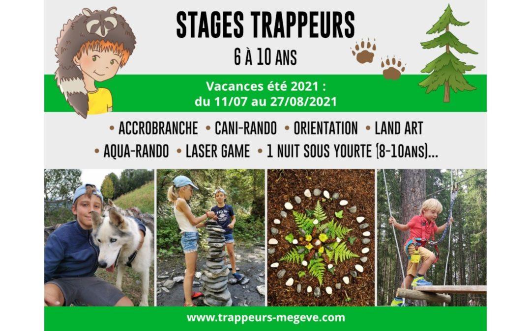 TRAPPER CAMPS summer 2021
